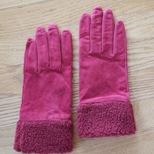 Mossimo Supply Co pigskin gloves